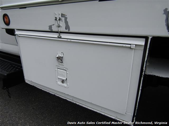 2008 Chevrolet C4500 Kodiak/Topkick Duramax Diesel Regular Cab Flat Bed Utility Work - Photo 5 - Richmond, VA 23237