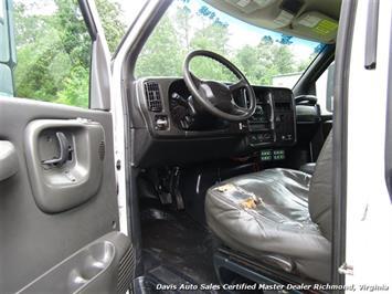 2008 Chevrolet C4500 Kodiak/Topkick Duramax Diesel Regular Cab Flat Bed Utility Work - Photo 9 - Richmond, VA 23237