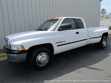 1998 Dodge Ram 3500 Laramie SLT Dually Quad Cab Long Bed Low Mileage - Photo 1 - Richmond, VA 23237