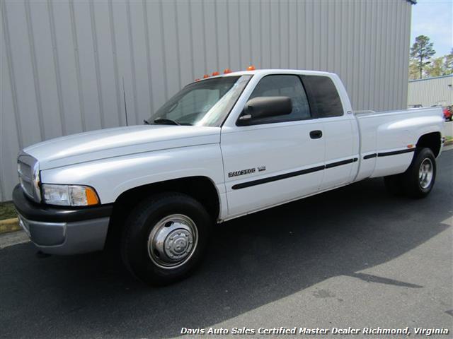 1998 Dodge Ram 3500 Laramie Slt Dually Quad Cab Long Bed