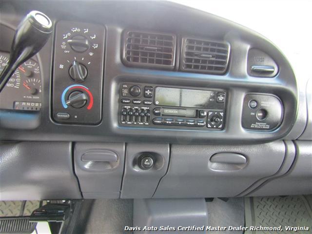 1998 Dodge Ram 3500 Laramie SLT Dually Quad Cab Long Bed Low Mileage - Photo 20 - Richmond, VA 23237