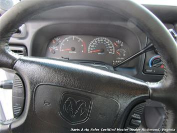 1998 Dodge Ram 3500 Laramie SLT Dually Quad Cab Long Bed Low Mileage - Photo 40 - Richmond, VA 23237
