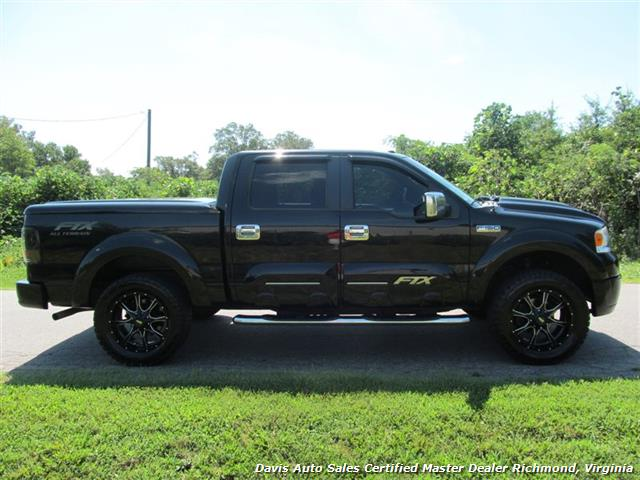 Ford Tuscany Price >> 2007 Ford F-150 FTX All Terrain Tuscany Lifted 4X4 Crew Cab