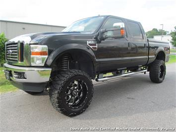2008 Ford F-250 Powerstroke Diesel Lifted Lariat FX4 4X4 Crew Cab Truck