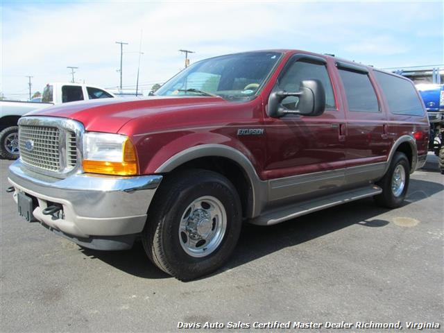 2000 ford excursion limited 7 3 power stroke turbo diesel. Black Bedroom Furniture Sets. Home Design Ideas
