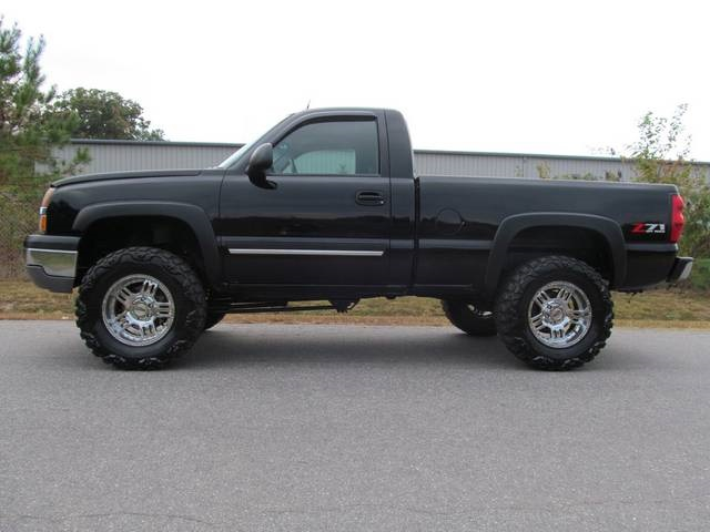 Chevrolet Silverado 1500 Questions  How do I let the back