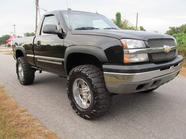 2005 chevrolet silverado 1500 z71. Black Bedroom Furniture Sets. Home Design Ideas