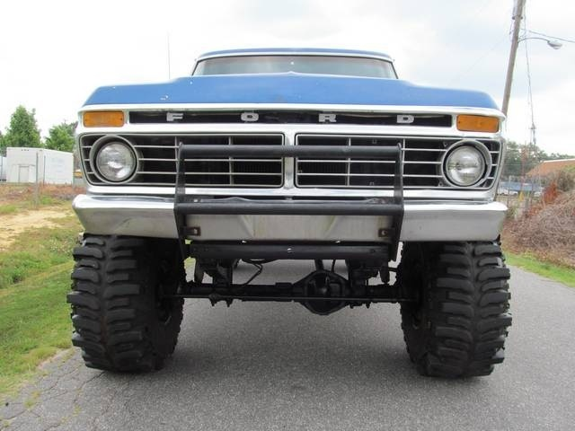 Davis Auto Sales Photos For 1975 Ford F250