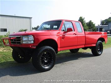 1996 Ford F-250 HD XLT OBS Classic Lifted Extended Cab Long Bed Truck