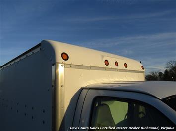 2008 Chevrolet Express 3500 Lift Gate Cargo Box