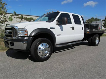 2007 Ford F550