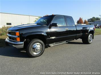 1997 Chevrolet Silverado 3500 LS Dually 4X4 Extended Cab Long Bed Truck