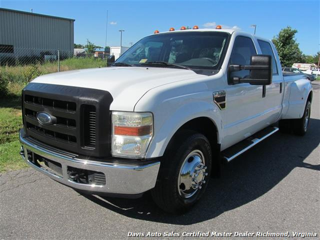 2008 ford f 350 super duty xl crew cab long bed drw. Black Bedroom Furniture Sets. Home Design Ideas