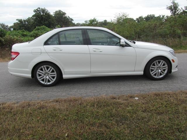 2008 mercedes benz c300 luxury for Mercedes benz c300 residual value
