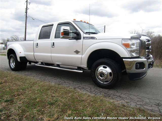 2016 ford f 350 super duty lariat 4x4 dually crew cab long bed. Black Bedroom Furniture Sets. Home Design Ideas