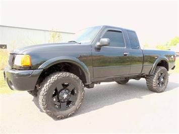 2002 Ford Ranger Edge Truck