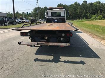 2010 Hino 258 Rollback 21 Foot Steel Bed Wheel Lift Tow - Photo 5 - Richmond, VA 23237