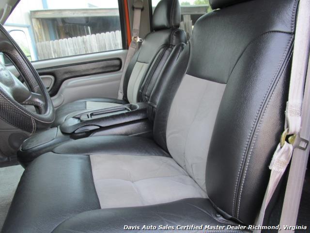1999 Chevrolet C/K 2500 HD Lifted  LS 4X4 Crew Cab Short Bed - Photo 19 - Richmond, VA 23237
