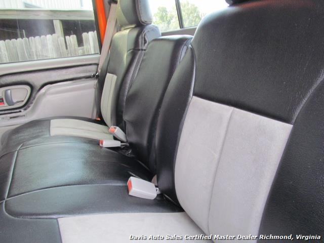1999 Chevrolet C/K 2500 HD Lifted  LS 4X4 Crew Cab Short Bed - Photo 20 - Richmond, VA 23237