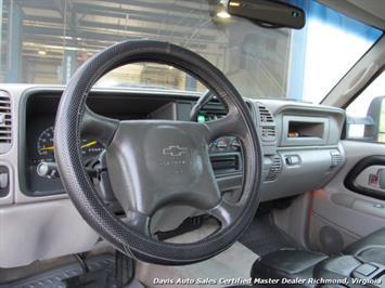 1999 Chevrolet C/K 2500 HD Lifted  LS 4X4 Crew Cab Short Bed - Photo 18 - Richmond, VA 23237