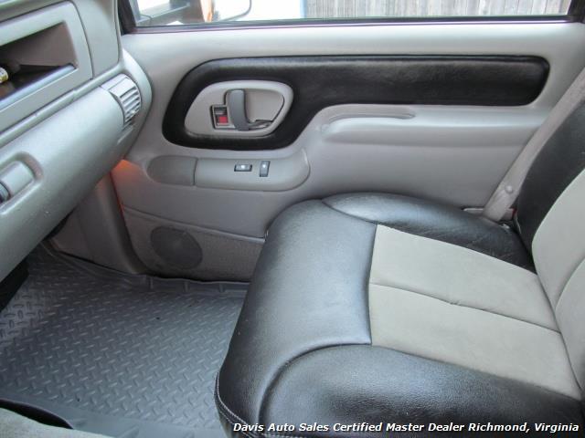1999 Chevrolet C/K 2500 HD Lifted  LS 4X4 Crew Cab Short Bed - Photo 15 - Richmond, VA 23237