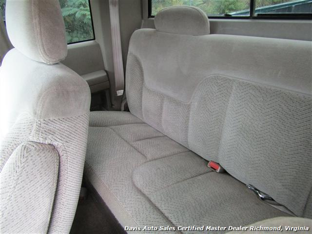 1997 Chevrolet C1500 Silverado Extended Cab Long Bed - Photo 14 - Richmond, VA 23237