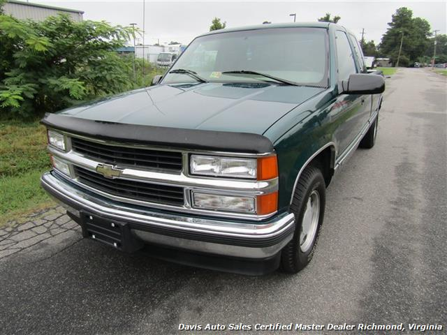 1997 Chevrolet C1500 Silverado Extended Cab Long Bed - Photo 2 - Richmond, VA 23237
