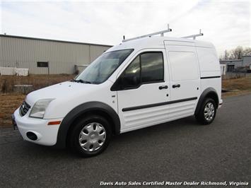 2010 Ford Transit Connect Cargo Van XLT Commercial Work Van