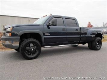 2005 Chevrolet Silverado 3500 LT Truck