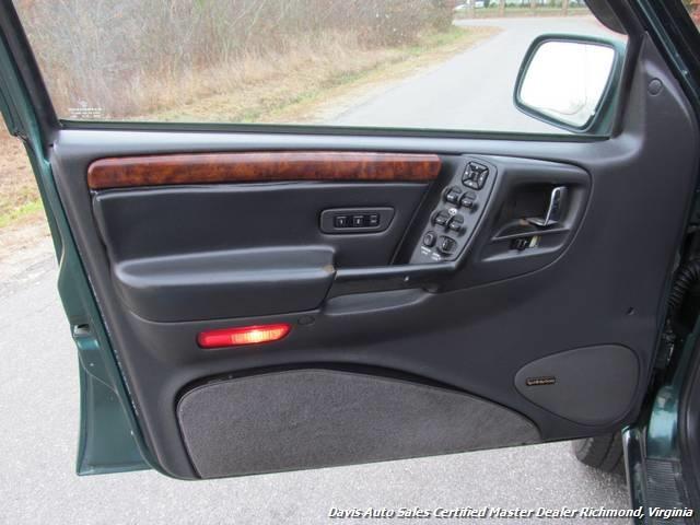 1996 Jeep Grand Cherokee Laredo Electronicsthe Interior Lights