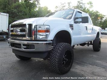 2009 Ford F-350 Super Duty Lariat 6.4 Diesel Lifted 4X4 Crew Cab Truck