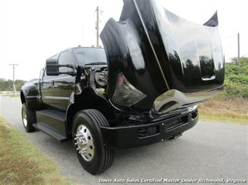 2008 Ford F650 Diesel Lariat SuperCrewzer Pro Loader Dually - Photo 27 - Richmond, VA 23237