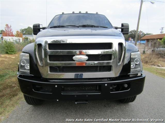 2008 Ford F650 Diesel Lariat SuperCrewzer Pro Loader Dually - Photo 3 - Richmond, VA 23237