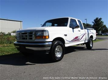 1995 Ford F-150 XLT Mark III Custom Conversion Classic OBS 4X4 Extended Cab Short Bed Truck