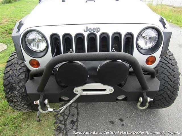2010 Jeep Wrangler Unlimited Sport Lifted 4X4 Off Road Modified - Photo 14 - Richmond, VA 23237