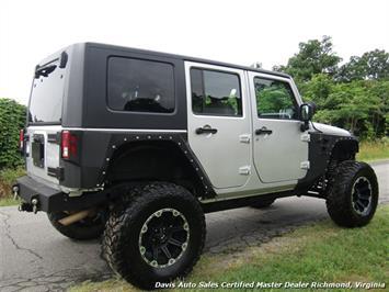 2010 Jeep Wrangler Unlimited Sport Lifted 4X4 Off Road Modified - Photo 5 - Richmond, VA 23237