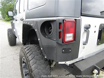 2010 Jeep Wrangler Unlimited Sport Lifted 4X4 Off Road Modified - Photo 31 - Richmond, VA 23237