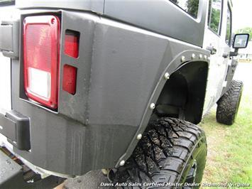 2010 Jeep Wrangler Unlimited Sport Lifted 4X4 Off Road Modified - Photo 33 - Richmond, VA 23237