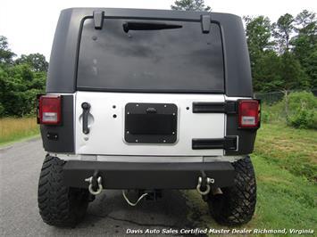 2010 Jeep Wrangler Unlimited Sport Lifted 4X4 Off Road Modified - Photo 32 - Richmond, VA 23237