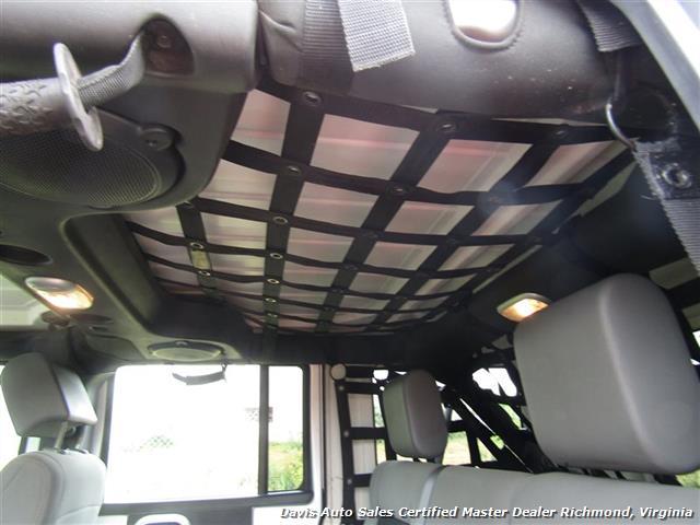 2010 Jeep Wrangler Unlimited Sport Lifted 4X4 Off Road Modified - Photo 41 - Richmond, VA 23237