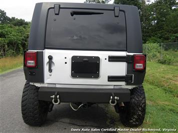 2010 Jeep Wrangler Unlimited Sport Lifted 4X4 Off Road Modified - Photo 4 - Richmond, VA 23237