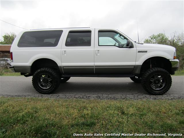 2002 Ford Excursion XLT 4X4 7.3 Power Stroke Turbo Diesel 9 Passenger - Photo 21 - Richmond, VA 23237