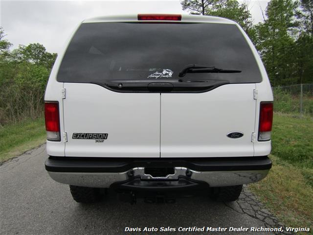 2002 Ford Excursion XLT 4X4 7.3 Power Stroke Turbo Diesel 9 Passenger - Photo 24 - Richmond, VA 23237