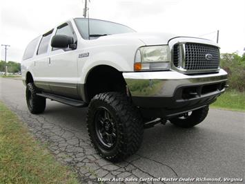2002 Ford Excursion XLT 4X4 7.3 Power Stroke Turbo Diesel 9 Passenger - Photo 20 - Richmond, VA 23237