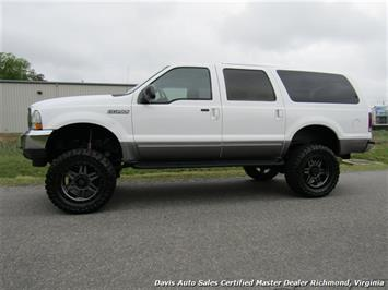 2002 Ford Excursion XLT 4X4 7.3 Power Stroke Turbo Diesel 9 Passenger - Photo 2 - Richmond, VA 23237
