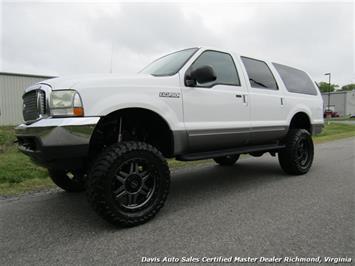 2002 Ford Excursion XLT 4X4 7.3 Power Stroke Turbo Diesel 9 Passenger - Photo 1 - Richmond, VA 23237
