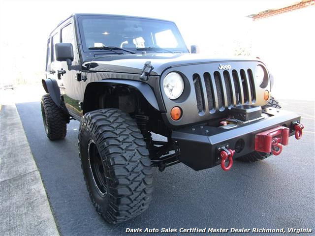 2007 jeep wrangler unlimited x sport lifted 4x4 6 speed manual. Black Bedroom Furniture Sets. Home Design Ideas