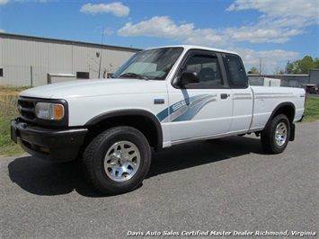 1996 Mazda B-Series Pickup B4000 LE Truck