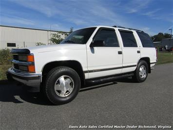 1995 Chevrolet Tahoe LS 4X4 SUV