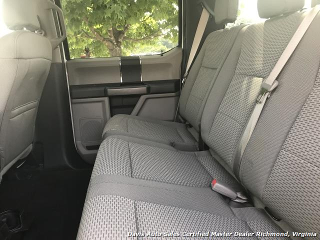 2017 Ford F-250 Super Duty XLT Lifted 4X4 Crew Cab Long Bed - Photo 15 - Richmond, VA 23237